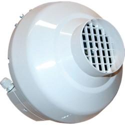 extractor tubular plàstic VK 315mm (1340m3/h)