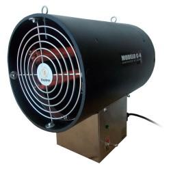 ozonitzador de conducte C2 boca de 150
