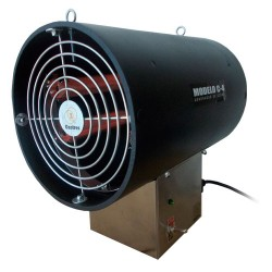 ozonitzador de conducte C4 boca de 200