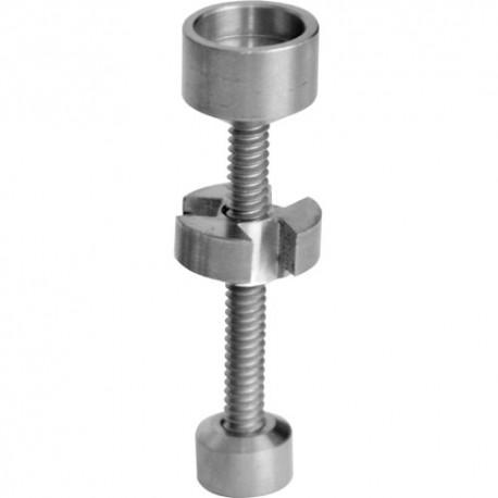 clau titani adjustable 18mm