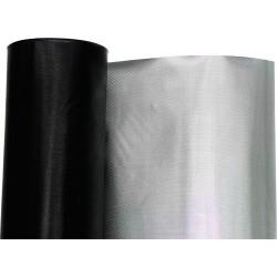 plàstic reflector Diamont+negre 100m