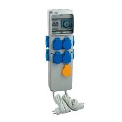 temporitzador TIMEBOX III 8x600 + activador de calefacció