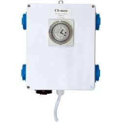 temporitzador Cli-mate 4x600 + calefacció 2000W