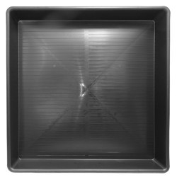safata negra 120x120x12cm