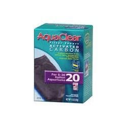 carga carbon Aquaclear 30